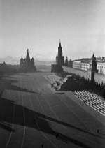Red Square, Moscow, Russia, 10 Sep 1941