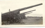 Guns of US Army 11th Field Artillery Regiment, US Territory of Hawaii, circa 1938, photo 2 of 2