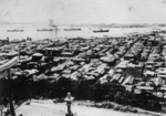 View of Japanese shipping in Takao (now Kaohsiung) harbor, Taiwan, 1930