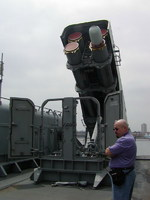 Tomahawk missile launchers aboard New Jersey, 14 Jun 2004, photo 2 of 2