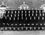 WAVES recruit company during WW2, date unknown