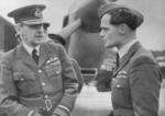 Hugh Dowding and Douglas Bader, circa 1940