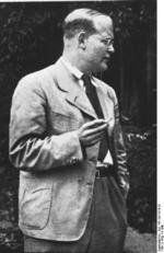 German theologian Dietrich Bonhoeffer, date unknown