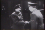 Tsar Boris III of Bulgaria with Adolf Hitler, 1943