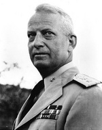 Rear Admiral Burke, member of the United Nations