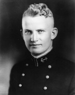 Portrait of Midshipman Burke, 1920