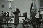Chiang inaugurated as the President of the Republic of China, 20 May 1948