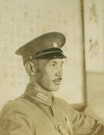 Chiang Kaishek in Shanghai, China, summer 1937