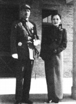 Chiang Kaishek and Song Meiling, date unknown