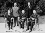 King, Smuts, Churchill, Fraser, and Curtin and the first Commonwealth Prime Ministers