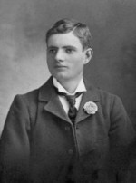 Portrait of John Curtin, circa 1908