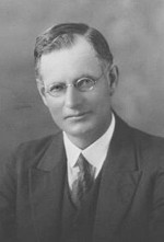 Portrait of John Curtin, 1920s