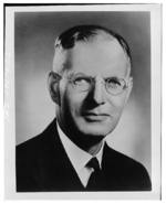 Portrait of John Curtin, circa 1942
