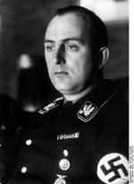 Portrait of police chief SS-Gruppenf?hrer Kurt Daluege, 8 Mar 1936