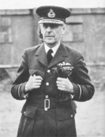 British Air Chief Marshal Hugh Dowding, between 1937 and 1955