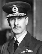 Portrait of Air Marshal Hugh Dowding, circa 1935