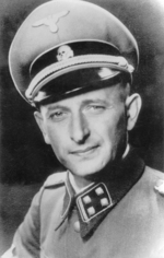 Portrait of Adolf Eichmann, circa 1942