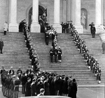 Funeral of Dwight Eisenhower, Washington DC, United States, 31 Mar 1969