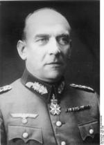 Portrait of a Nikolaus Falkenhorst, Apr 1940