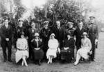 Duke and Duchess of York with others in Queensland, Australia, 1927