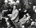 Göring at the Nuremberg Trials, late 1945-1946