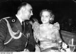 Danzig Senate President Greiser and his wife at a ball, 5 Nov 1937