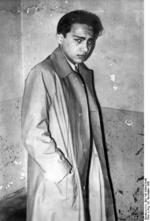 Herschel Grynszpan under arrest after shooting German diplomat Ernst vom Rath, Paris, France, 8 Nov 1938