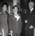 Prince Gustaf Adolf, Göring, and Gustaf V, Feb 1939