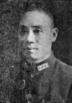 Portrait of Gu Zhutong, 1940s