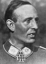 Friedrich von der Heydte, 1940s