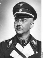 Portrait of Heinrich Himmler, 1938