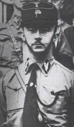 Himmler as a member of the SA, circa 1927-1933
