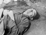 Himmler dead at Lnneburg, 23 May 1945