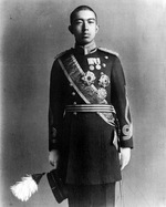 Portrait of Crown Prince Hirohito, Apr 1919