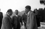 Adolf Hitler and Kong Xiangxi (H. H. Kung) at Berghof, Berchtesgaden, Germany, 13 Jun 1937, photo 02 of 10