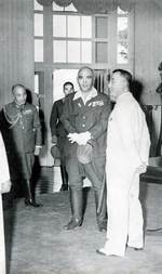 General Homma and Jorge Vargas, 20 Feb 1943