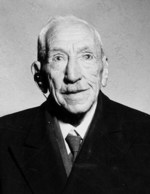 Portrait of Billy Hughes, 1945