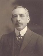 Portrait of Billy Hughes, circa 1900