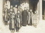 Jiang Dingwen as the Chairman of Shaanxi Province, China, late 1930s