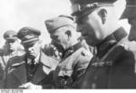 German officers Keitel, Reichenau, Daluege, and Bodenschatz in Poland, 13 Sep 1939