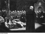 Funeral of Blomberg
