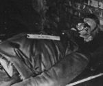 The body of Wilhelm Keitel, 16 Oct 1946