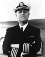 Portrait of Captain Husband Kimmel, 1926-1937