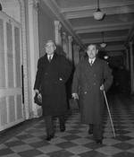 Nomura and Kurusu at the US State Department, 17 Nov 1941