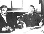 Laval and Hitler, date unknown