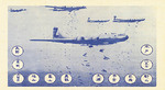 LeMay bombing leaflet; over 5 million of them were delivered to Hiroshima, Nagasaki, and 33 other Japanese cities by 1 Aug 1945, encouring Japanese citizens to flee from cities for safety