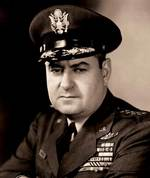 US Air Force portrait of General Curtis LeMay, circa 1951