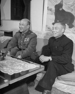 Bai Chongxi and Li Zongren, 1948
