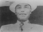 Li Zongren in the United States, 25 Dec 1949