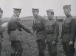 Douglas MacArthur being decorated in the field during WW1, photo 2 of 2